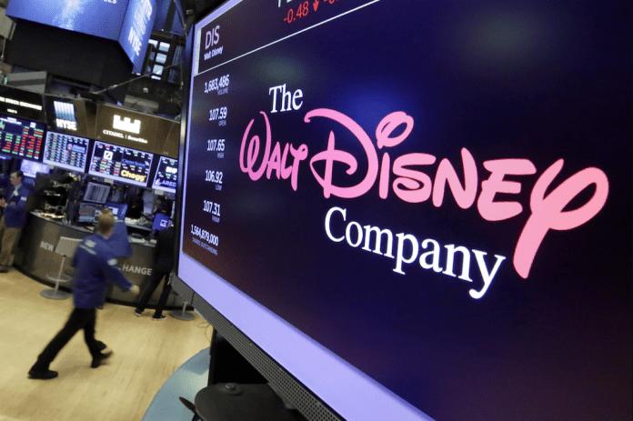 Walt Disney Company Stock Dropping