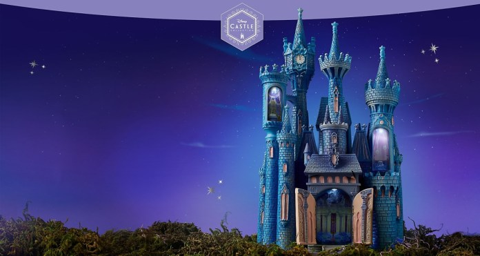 Disney Castle Collection New Collector Series Coming To Shop Disney