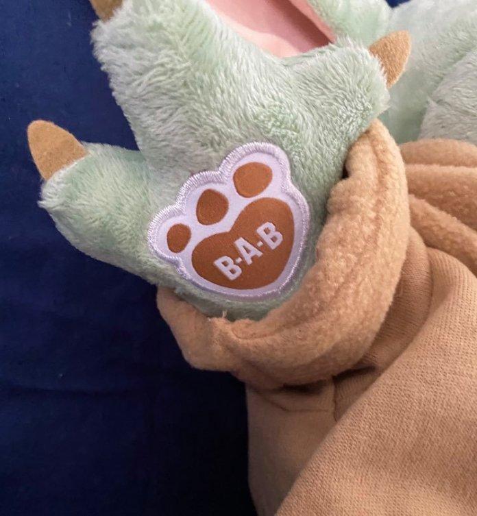 Build A Bear 'The Mandalorian' Baby Yoda Has Arrived