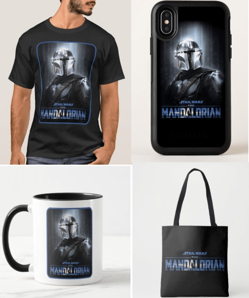 New 'Star Wars: The Mandalorian' Merchandise Now Available on Shop Disney