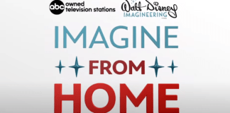 Imagine From Home logo