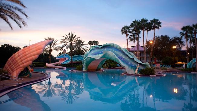 Disney's Port Orleans Resort - French Quarter