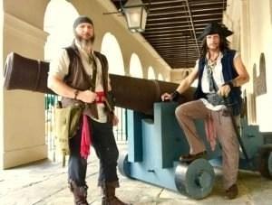 Cabildo, Pirates of the Quarter, New Orleans, Things to do - The Cabildo