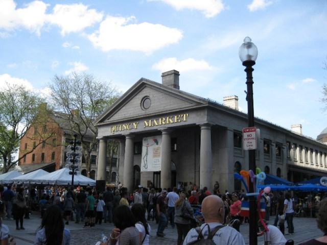 Quincey Market