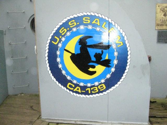 SS Salem logo