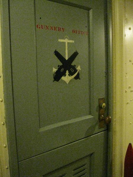 gunnery office