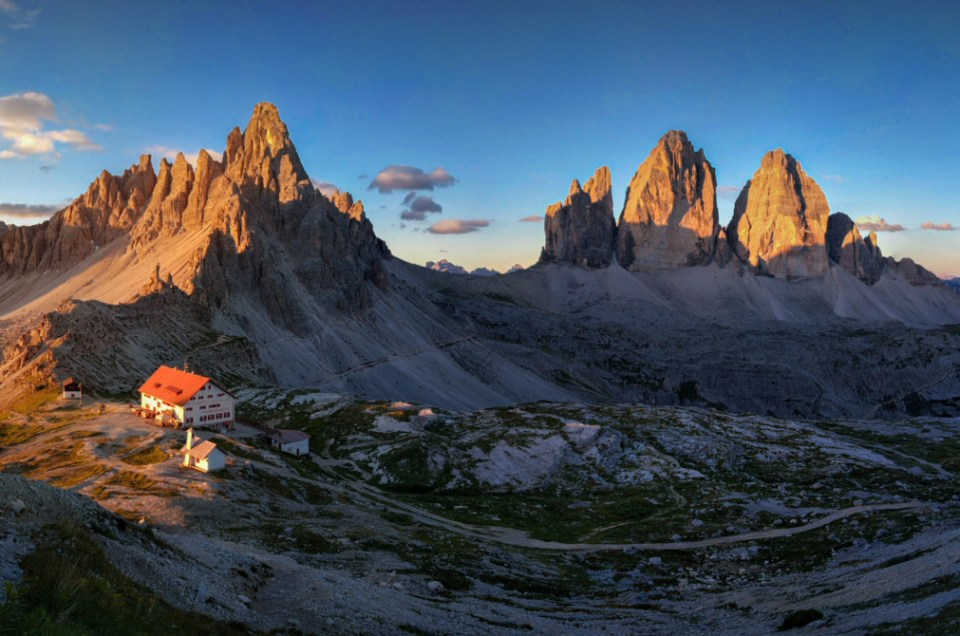 Dolomite: Guides and Locations