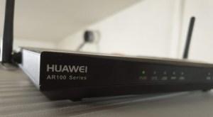 Huawei pienreititin