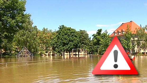 Aufgrund des Dauerregens und der Überflutung der Innenstadt ist der Erdboden sehr stark aufgeweicht. Da […]