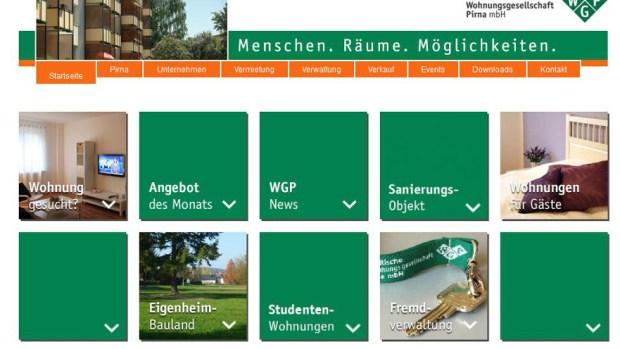Die Webseite von Pirnas größten Wohnungsvermieter, der Städtischen Wohnungsgesellschaft Pirna mbH (WGP), ist ab sofort […]