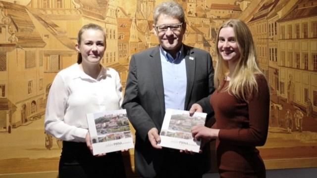 """Am 05.12.2016 wurde im Pirnaer Rathaus das Buch """"erlebe Pirna im Wandel"""" präsentiert. Die Städtische […]"""
