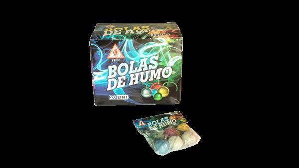 BOLA DE HUMO