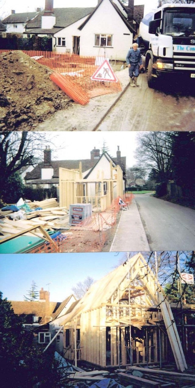 Building the extension