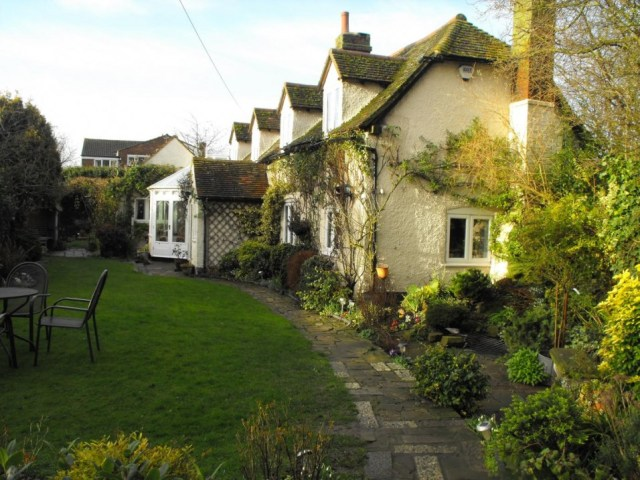 Sawford Cottage