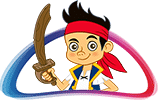 Jake y los piratas