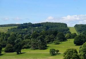 Angielski ogród Chatsworth