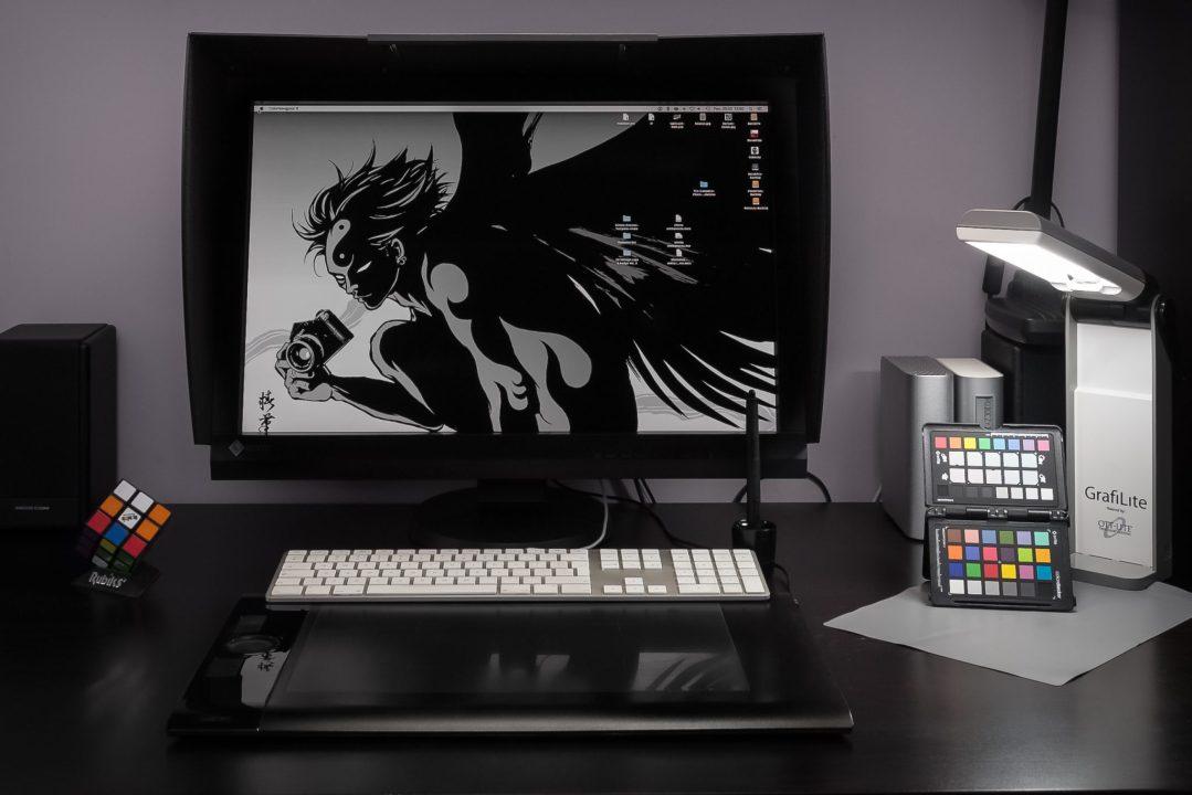 eizo cg246 dobry monitor graficzny