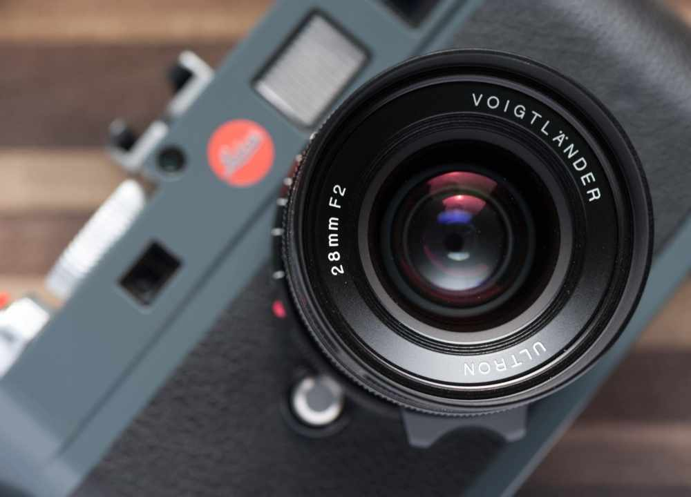 Voigtlander 28mm Ultron f/2.0 VM