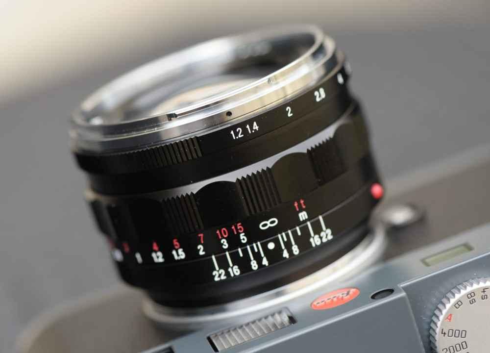 Voigtlander 40mm Nokton f1.2 VM