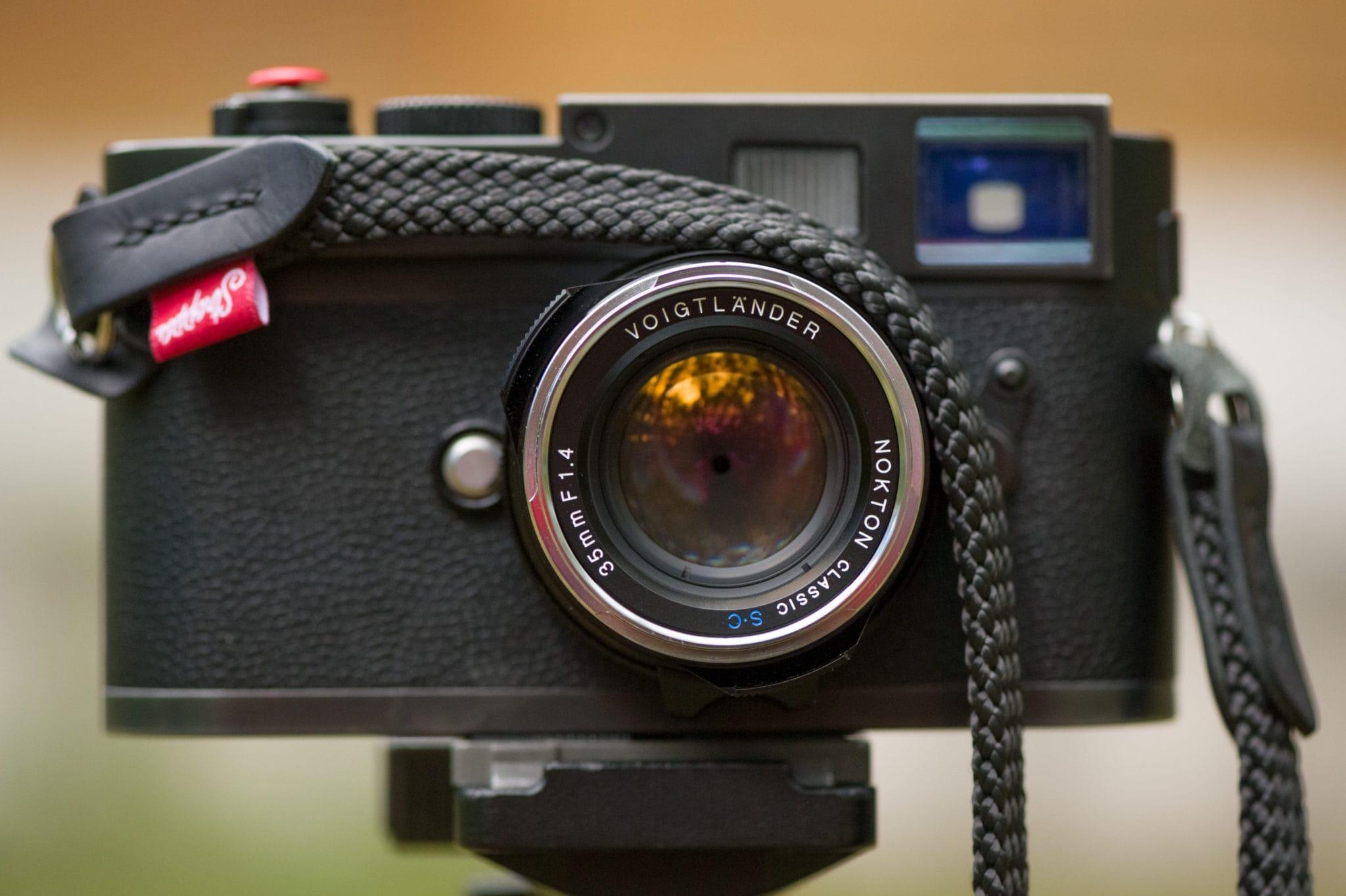 Voigtlander 35mm f/1,4 Nokton Classic SC