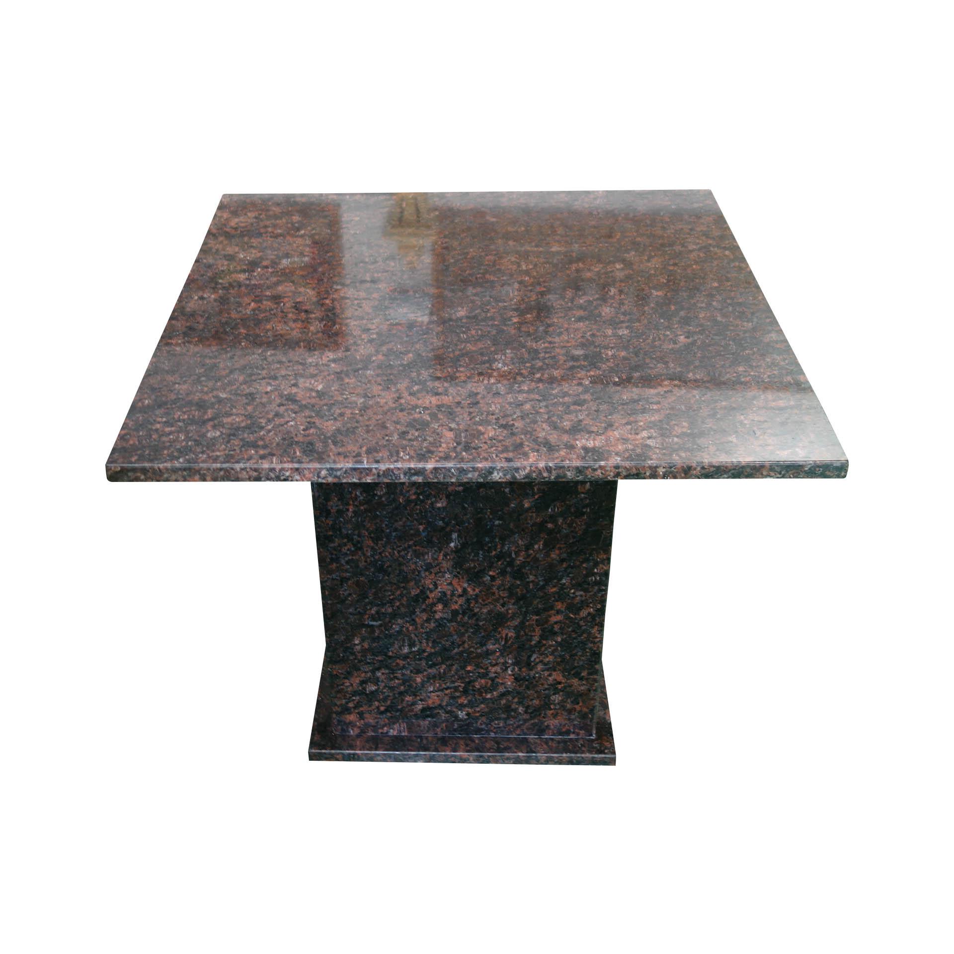 baltic brown granite coffee table