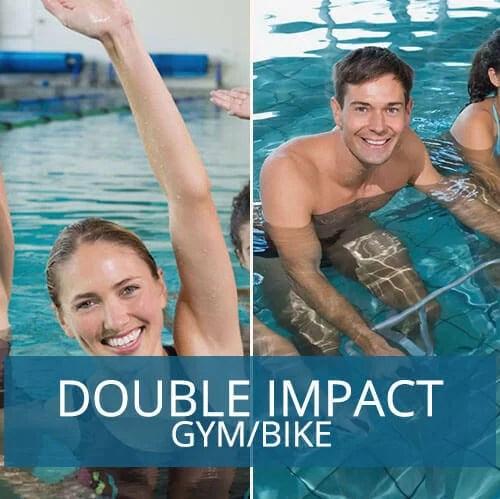 Gym Bike Doppio Impatto Piscina Fossano Fitness Cuneo Nuoto