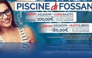Piscine di Fossano Promo Fitness Under 26