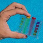 Cómo medir el pH en las piscinas
