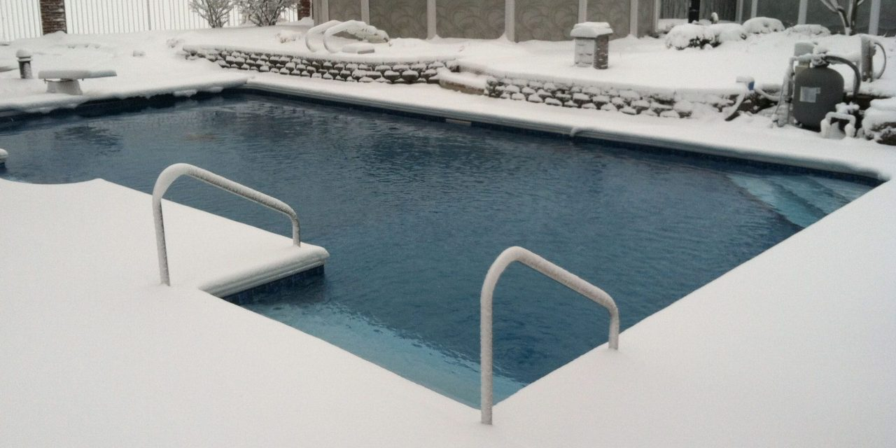 Cómo invernar tu piscina