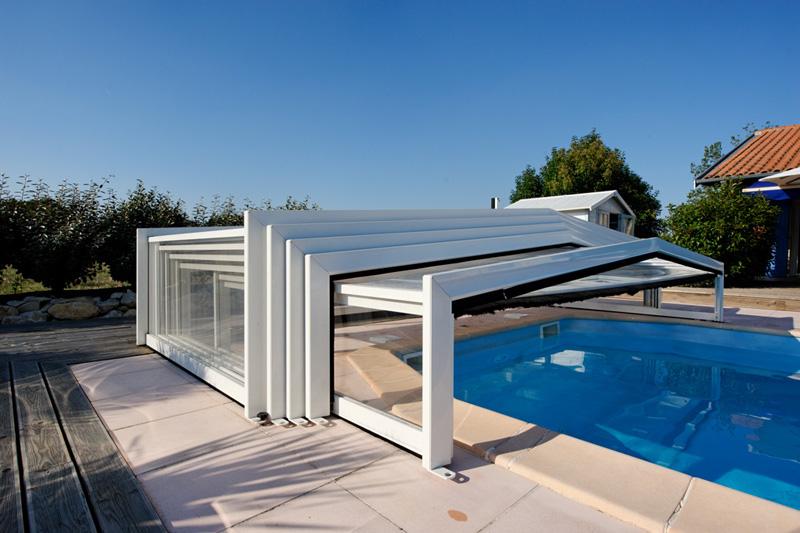 http www piscine house fr abri piscine telescopique sans rail html