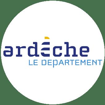 Logo Conseil départemental de l'Ardèche