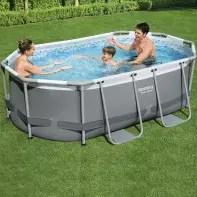 piscine tubulaire bestway 3 05m x 2 00m x 0 84m filtre a cartouche bw5614a
