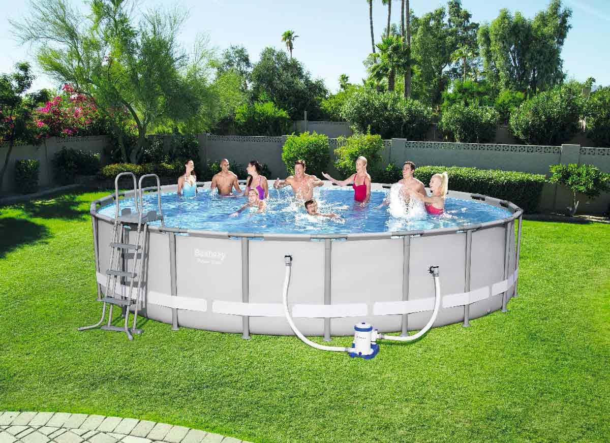 piscine tubulaire ronde les 8