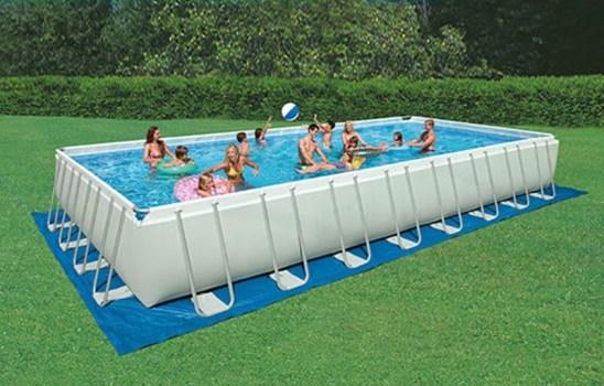 piscine prefabbricate rigide in acciaio fuori terra offerte