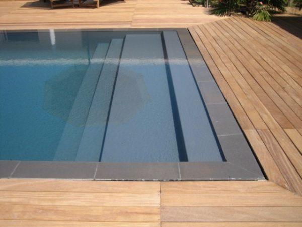 Piscine miroir - piscines Marinal - Toulouse 31