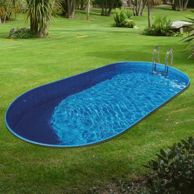 kit piscine acier ibiza