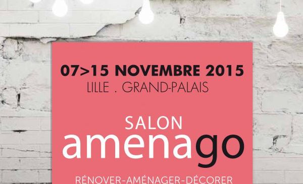 Salon Amenago Lille Grand Palais, vos places sont ici !