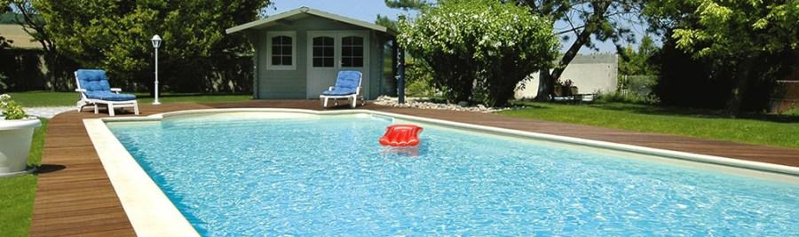 La construction de votre piscine est recommandée pour l'hiver