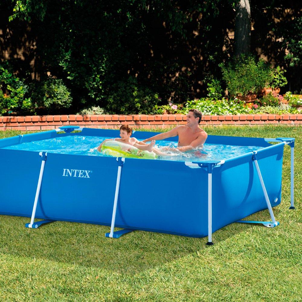 كل أنواع إضافي قالب طوب intex piscine