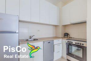 Jednosoban stan - prodaja stanova podgorica - City Kvart - trpezarija i kuhinja