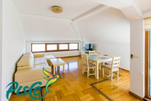 Dvosoban luksuzni apartman 108m2 - Izdavanje na duži period