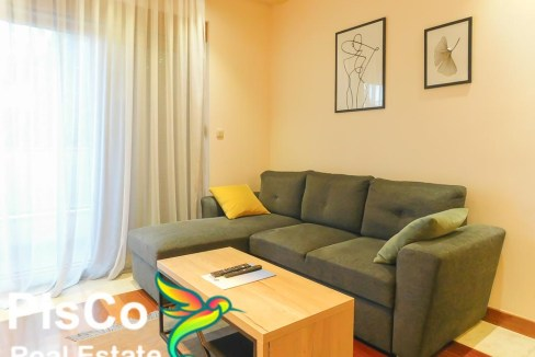 Izdaje se lux dvosoban stan Centru Grada | Podgorica