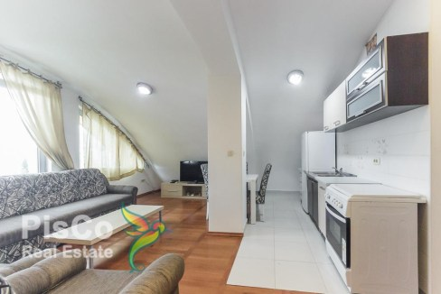 Izdaje se jednosoban stan na Zabjelo   Podgorica