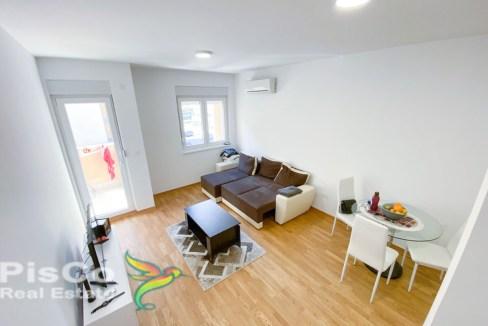Izdaje se nov jednosoban stan u City Kej| Podgorica