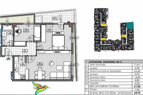 Tivat Residence_
