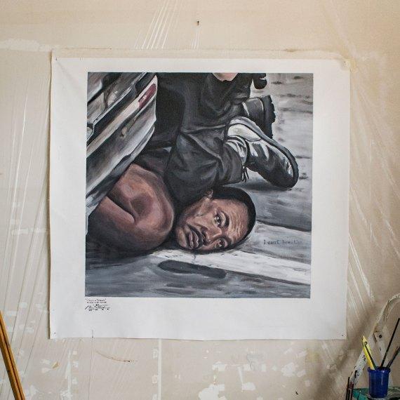 I have a Dream - Black Lives Matter by Piskv