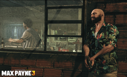 Game News Max Payne 3 Launch Trailer Pissed Off Geek