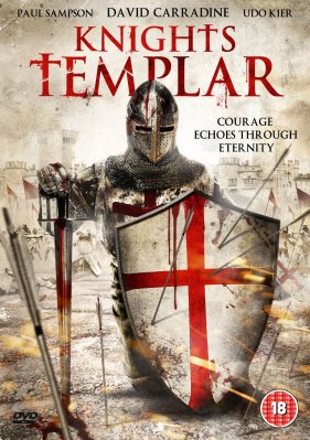 Film Review: Knights Templar - Pissed Off Geek