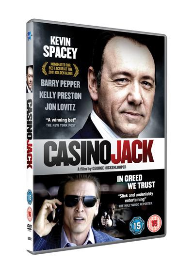 Film Review: Casino Jack - Pissed Off Geek