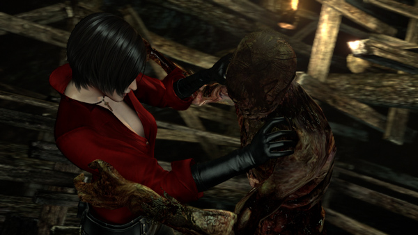 Game News Two New Resident Evil 6 Videos Ada Wong S Campaign
